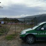 Rifiuti: sequestrata area a Caloveto, quattro denunce