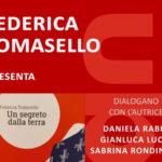 La lametina Tomasello presenta il suo libro un segreto della terra
