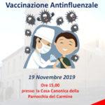 Lamezia: giornata di vaccinazione organizzata dal Masci