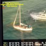 Migranti: nel Cosentino barca a vela con a bordo 55 persone