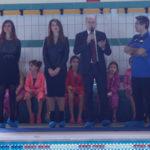 Lamezia: clima di festa, domenica mattina con Natale in piscina