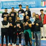 Kickboxing: buoni risultati per la Asd Marconi fitness club Lamezia