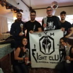 Ottimi risultati oggi per la Fight club Lamezia Terme