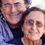 E' morta a 96 anni la mamma di Albano, sospeso tour all'estero