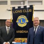 Cosenza: nasce il Lions Club Arbëria con sede a San Cosmo Albanese