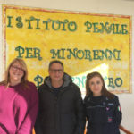 Minori: Marziale visita detenuti istituto minorile penale Catanzaro