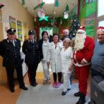 Natale: festa con i carabinieri per i piccoli degenti a Cosenza