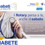 Sanità: screening glicemico a cura del Rotary Club Catanzaro Tre Colli
