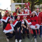 A Taurianova la passeggiata di Babbo Natale per l'AIL