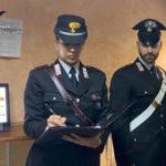 Carabinieri controllano centro scommesse ad Africo