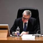 Sicurezza, Caligiuri relatore a Roma presso Scuola Ufficiale Carabinieri