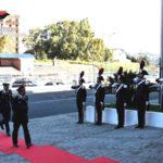 Saluto di commiato del Generale di Corpo d'Armata Luigi Robusto