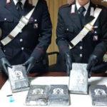 Droga: 5 kg di cocaina in auto, due arresti a Villa San Giovanni