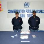 Droga: cocaina in auto, arrestato agente penitenziario