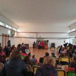 Girifalco: festa natalizia con i bambini scuola primaria e dell'infanzia
