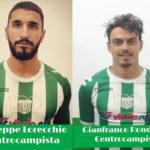 Vigor Lamezia Calcio 1919 ingaggia Rondinelli e Lorecchio