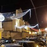 Accensione delle luminarie natalizie a Lamezia Terme