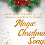 "Lamezia: il ""Magic Christmas Song"" martedì in Cattedrale"