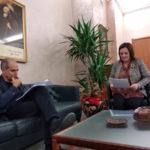 Il Forum Terzo settore Lametino incontra il Sindaco Mascaro