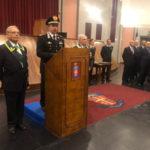 Carabinieri: Generale Robusto consegna le medaglie mauriziane