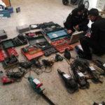 Rinvenuto deposito di merce rubata: deferiti 2 ricettatori catanzaresi
