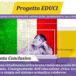 Domani a Lamezia l'evento conclusivo del Progetto Educi