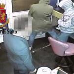 Rapinato direttore sala Bingo R.Calabria,bottino da quantificare
