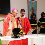 Celebrata S. Barbara al Centro Polifunzionale Regionale Lamezia