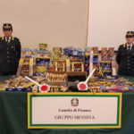 Fuochi d'artificio venduti anche sui social network, sequestro