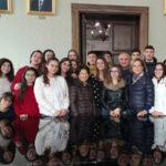 Catanzaro: Carrozza e Lobello hanno accolto gli studenti del Maresca