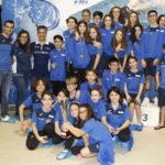 """Arvalia Nuoto Lamezia vincitrice """"17° Grand Prix Esordienti Indor 2020"""""""