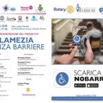 Lamezia senza barriere, presentazione progetto Rotary Club