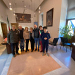 L'Amministrazione comunale di Borgia saluta la signora Santina Ferro