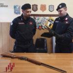 Arma clandestina nascosta in casa, un arresto nella Locride