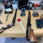 Armi: piccolo arsenale trovato nel vibonese