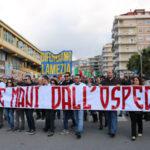 Lamezia: lunedì sit-in  a difesa dell'ospedale Giovanni Paolo II