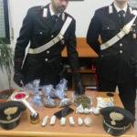 Droga: trovato con marijuana in casa arrestato giovane di Carlopoli