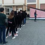 """Run for Nicholas Green; 2 ore di fitwalking per i giovani del """"De Fazio"""""""
