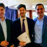 Lamezia: Piccioni incontra il ministro salute Speranza