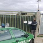 Discarica abusiva di automezzi a Reggio Calabria, una denuncia