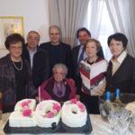 Lamezia, compie 100 anni la Signora Agata Puglisi  ved Benanti