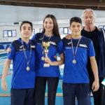 Acli Arvalia Nuoto Lamezia tre atleti che hanno fatto differenza