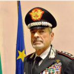 Carabinieri: Generale Burgio in visita al comando Legione Calabria