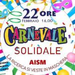 Carnevale solidale all'Aism Catanzaro, festa per grandi e bambini