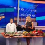 Per Chef Mancuso una nuova avventura col programma 'Italia con voi'