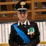 Dopo 25 anni, il S.Tenente Giuseppe Mollura lascia scuola allievi Cc