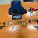 Nuovo sequestro di armi nel Vibonese, un arresto