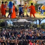 Catanzaro: Lobello. grande successo in centro per carnevale
