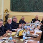 La sessione invernale della Conferenza Episcopale Calabra