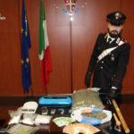 Droga: spaccio di cocaina e marijuana, due arresti nel Cosentino